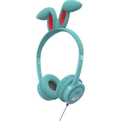 Παιδικά ακουστικά iFrogz Little Rockerz Costume with Coiled Cable & Buddy Jack - Bunny (304101846)