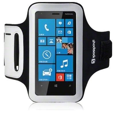 Θήκη Μπράτσου Nokia Lumia 620 by Shocksock (007-001-005)