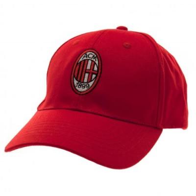 Καπέλο Milan A.C - επίσημο προϊόν  (100-100-107)