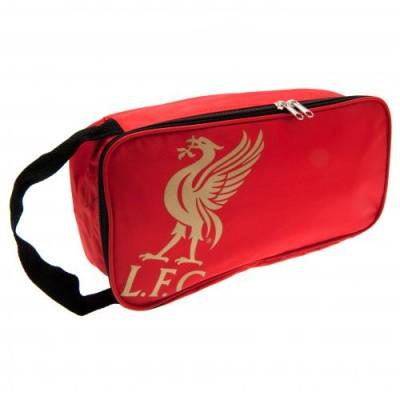 Θήκη παπουτσιών Liverpool F.C επίσημο προϊόν  (100-100-134)