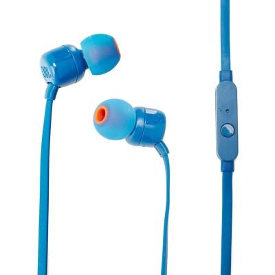 JBL Tune 110 Handsfree Ακουστικά - Blue (200-104-420)