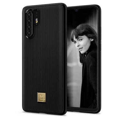 Θήκη Spigen La Manon Classy Back Cover για Huawei P30 Pro Black ( L37CS25734)