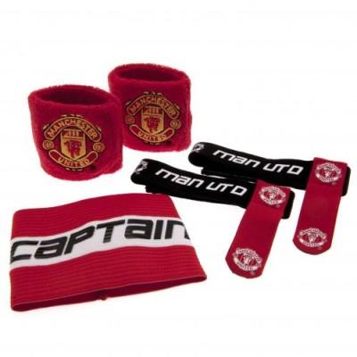 Σετ αξεσουάρ ποδοσφαίρου Manchester United F.C