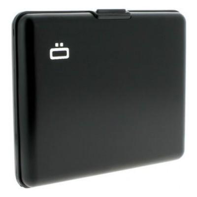 Ögon θήκη καρτών-πορτοφόλι με RFID protection - Stockholm Big Black (200-102-926)
