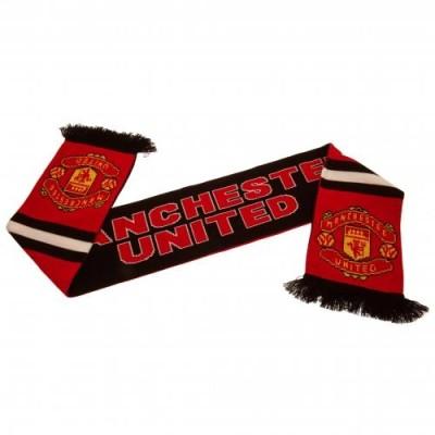 Κασκόλ Manchester United F.C -Επίσημο προιόν (100-100-105)