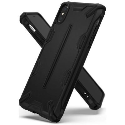 Ringke Dual X Θήκη iPhone XS Max - Black (200-103-177)