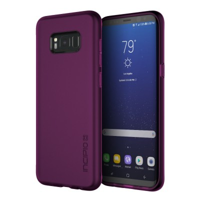 Incipio Galaxy S8+ NGP Case Plum (SA-847-PLM)