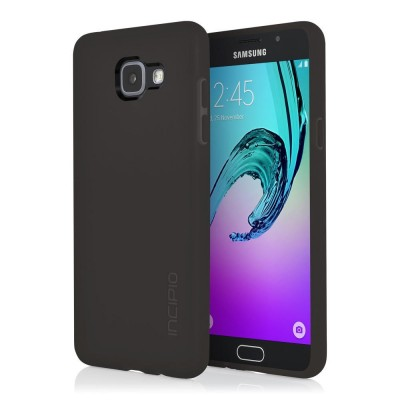 Incipio Galaxy A5 (2016) NGP Case Translucent Black (SA-751-BLK)