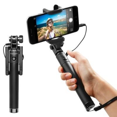 Spigen S520W Wired Selfie Stick (SGP11799)