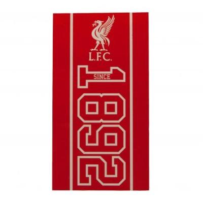 Μεγάλη πετσέτα Liverpool - 1892- Επίσημο προϊόν  (100-100-420)