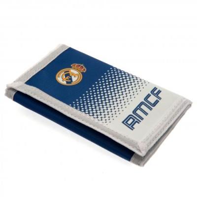 Πορτοφόλι Ρεάλ Μαδρίτης- επίσημο προϊόν (100-100-200)