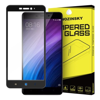 Wozinsky Full Cover Tempered Glass  για Xiaomi Redmi 4A  (200-102-712)
