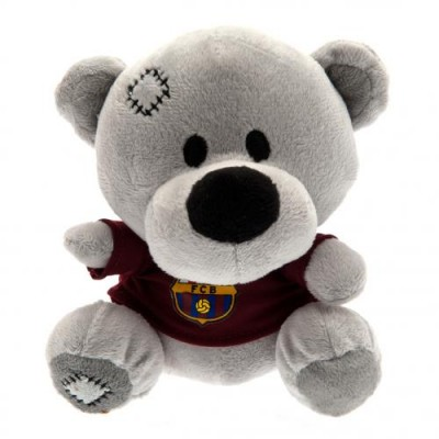 Μικρό Αρκουδάκι Barcelona F.C.Timmy Bear  - Επίσημο προϊόν  (100-100-617)