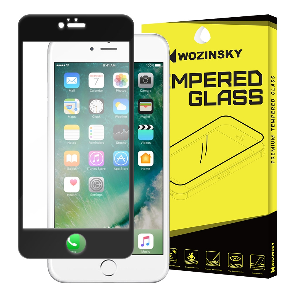 Full Cover Flexi Nano Glass for iPhone 6 Plus