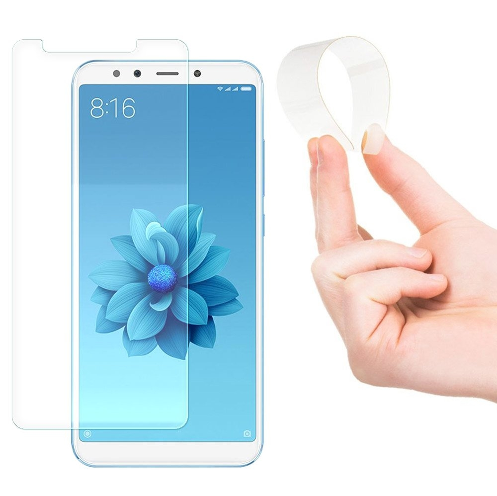 Flexi Tempered Glass for Xiaomi Mi A2 / Mi 6X