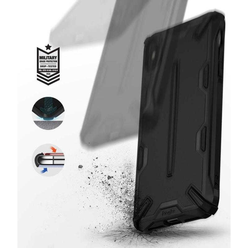 RINGKE DUAL-X IPHONE XS MAX 6.5 SF BLACK