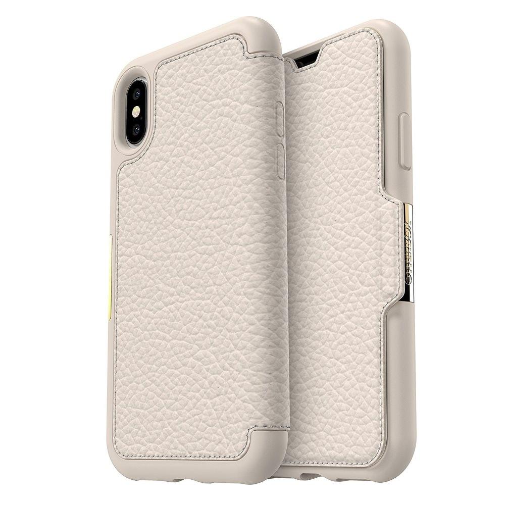 OtterBox iPhone X Strada Folio Espresso (77-57238)