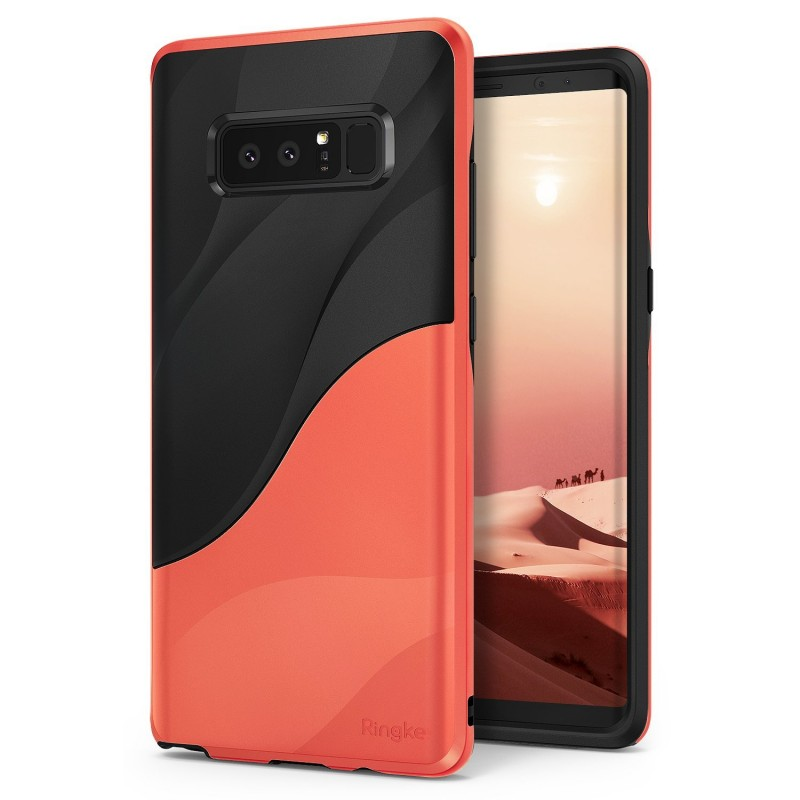 RINGKE WAVE SAMSUNG GALAXY NOTE 8 RADICAL ORANGE