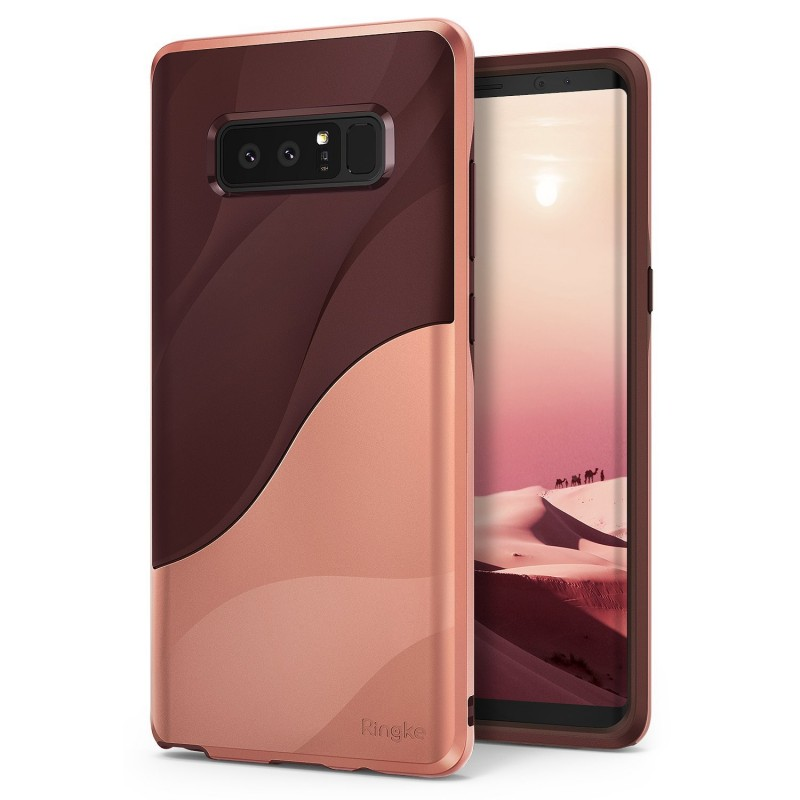 RINGKE WAVE SAMSUNG GALAXY NOTE 8 ROSE BLUSH