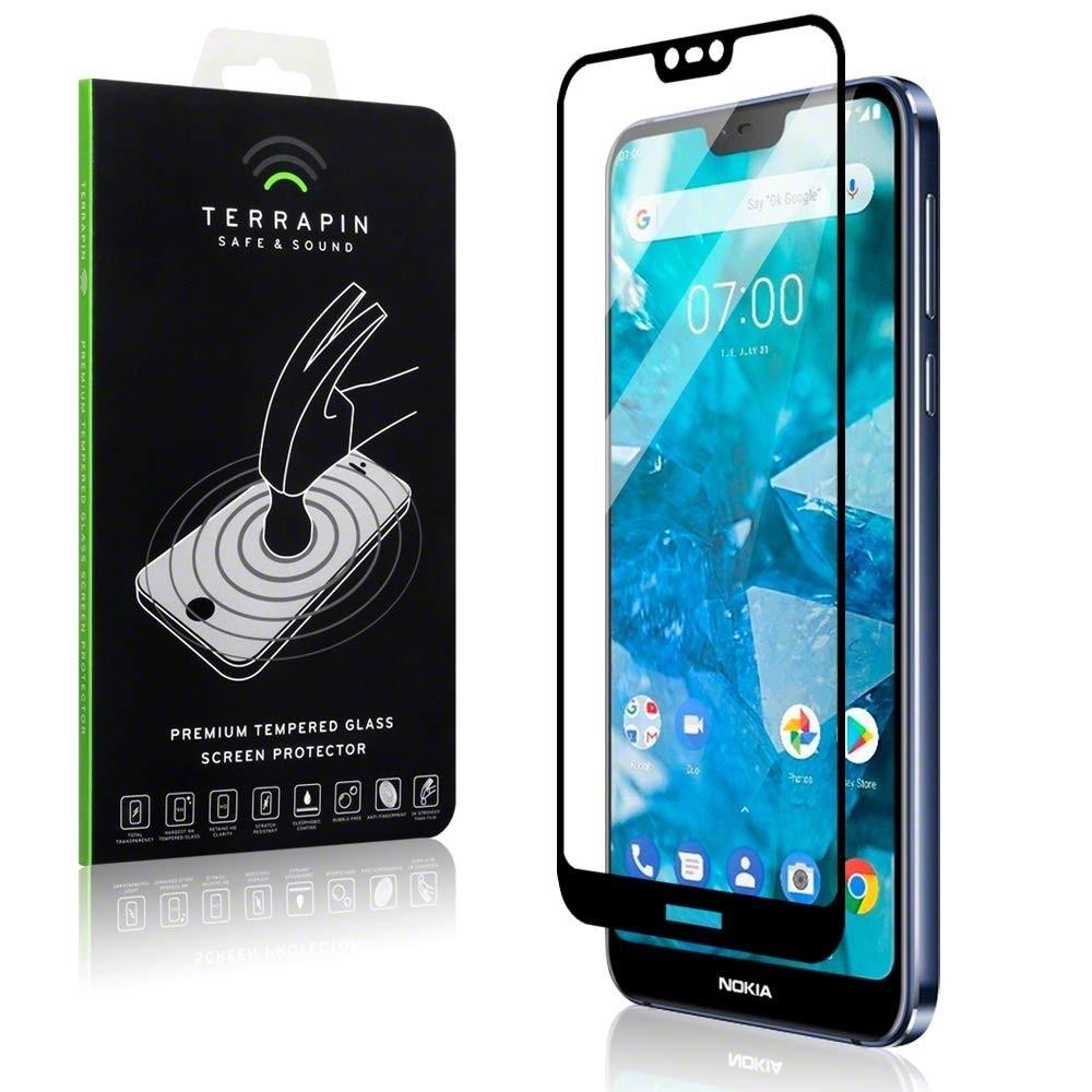 Terrapin Ανθεκτική Θήκη Nokia 7.1 - Black (131-001-041)