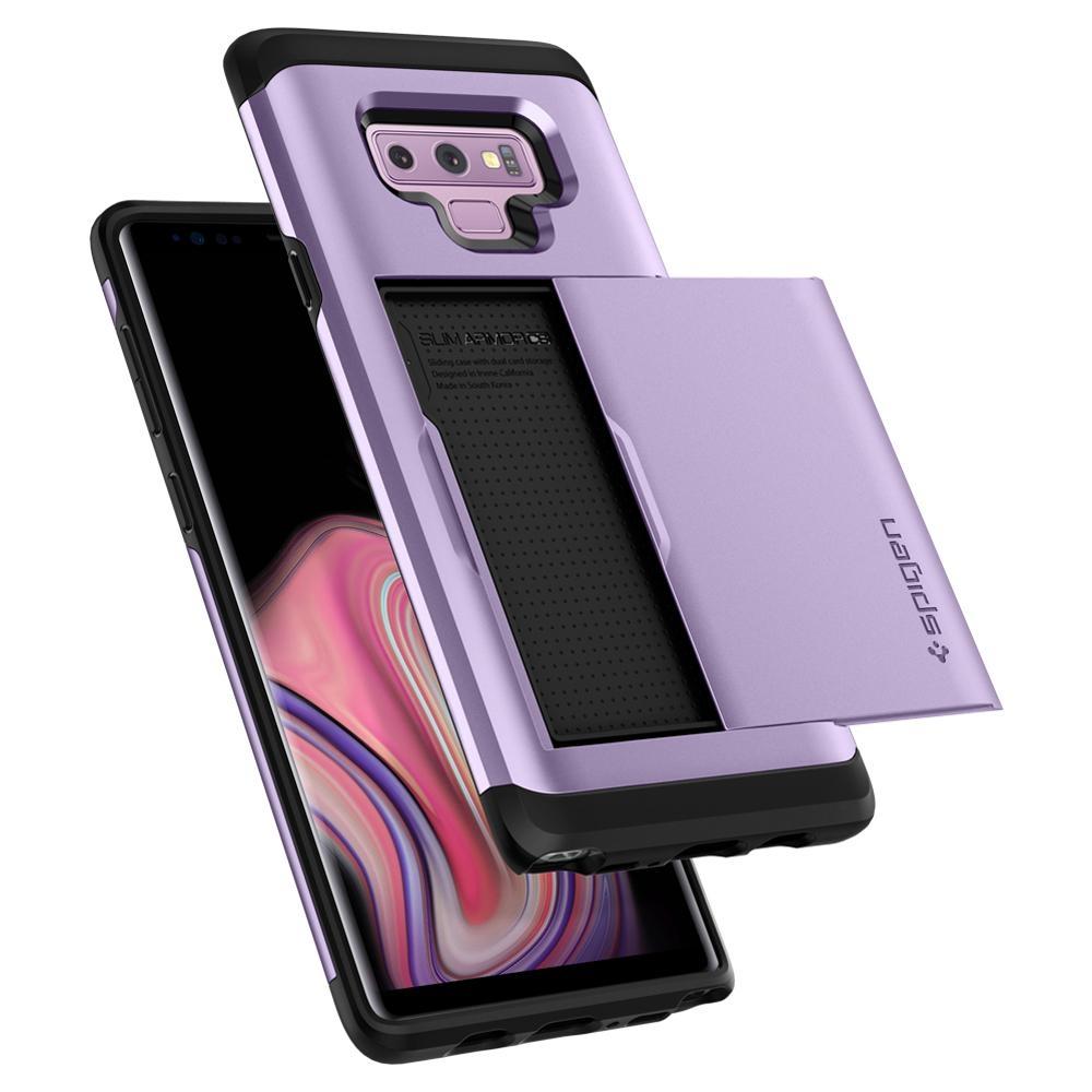 Spigen Galaxy Note 9 Slim Armor CS Lavender (599CS24625)