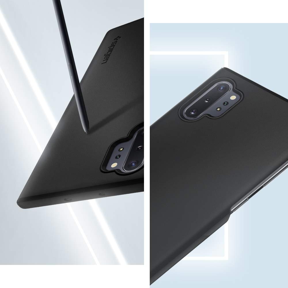 Spigen Galaxy Note 10+ Thin Fit Black (627CS27325)