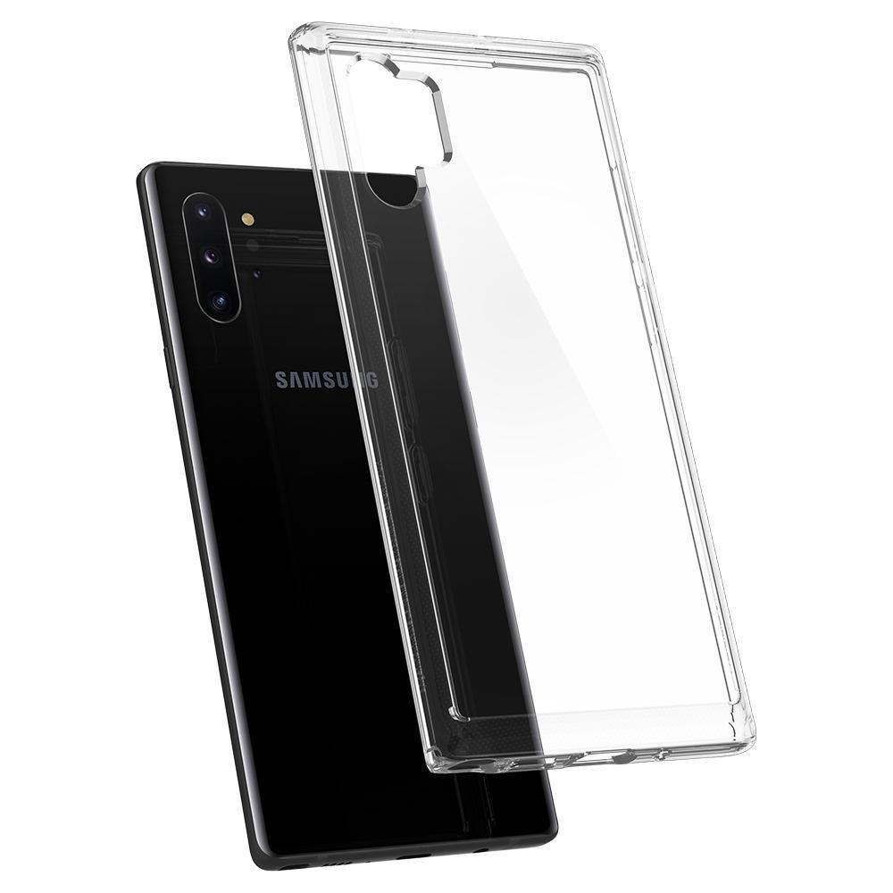 Spigen Galaxy Note 10+ Ultra Hybrid Crystal Clear (627CS27332)