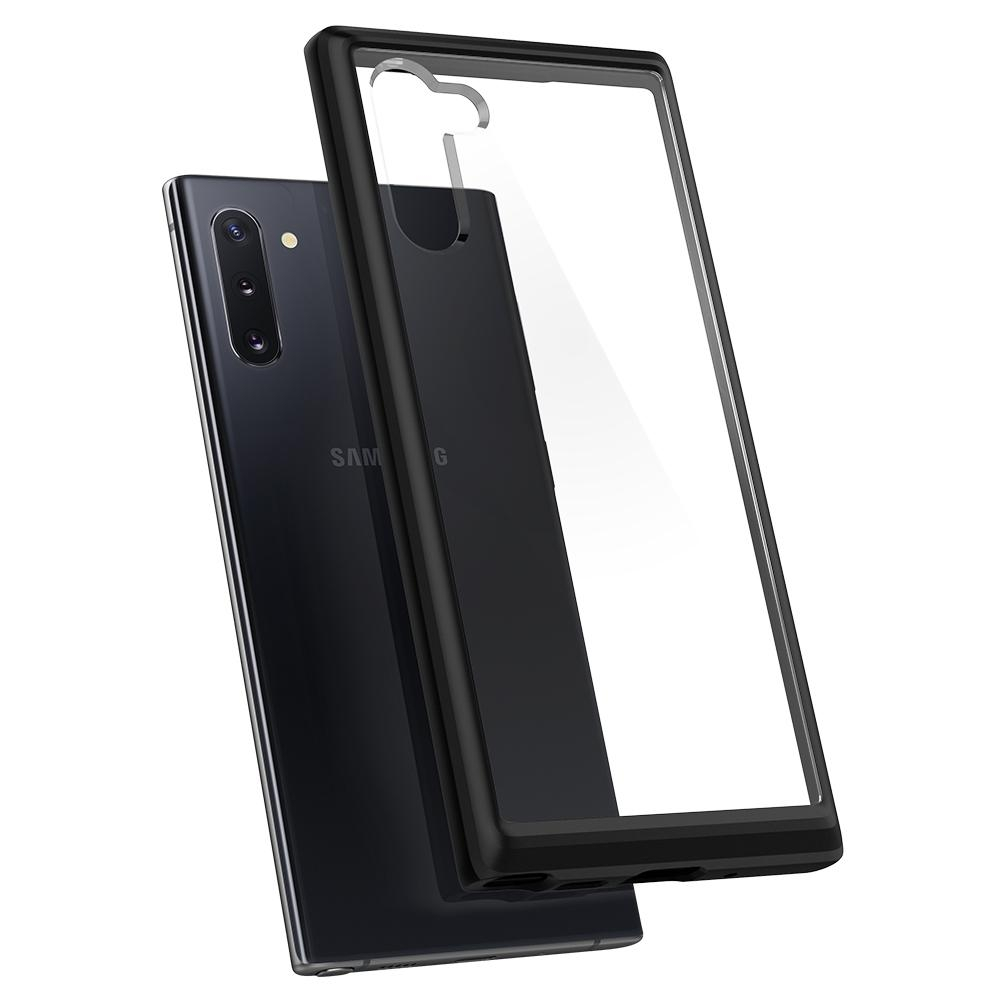 Spigen Galaxy Note 10 Ultra Hybrid Matte Black (628CS27376)