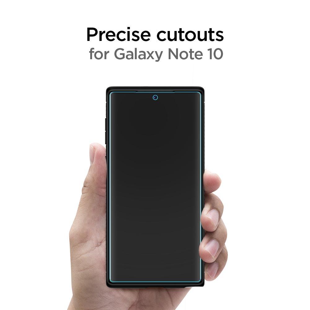 Spigen Galaxy Note 10 Screen Protector Neo Flex HD (628FL27298)