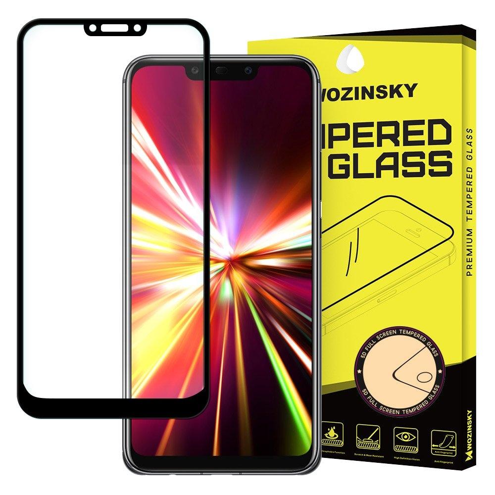 Full Cover tempered glass Huawei Mate 20 Lite Black