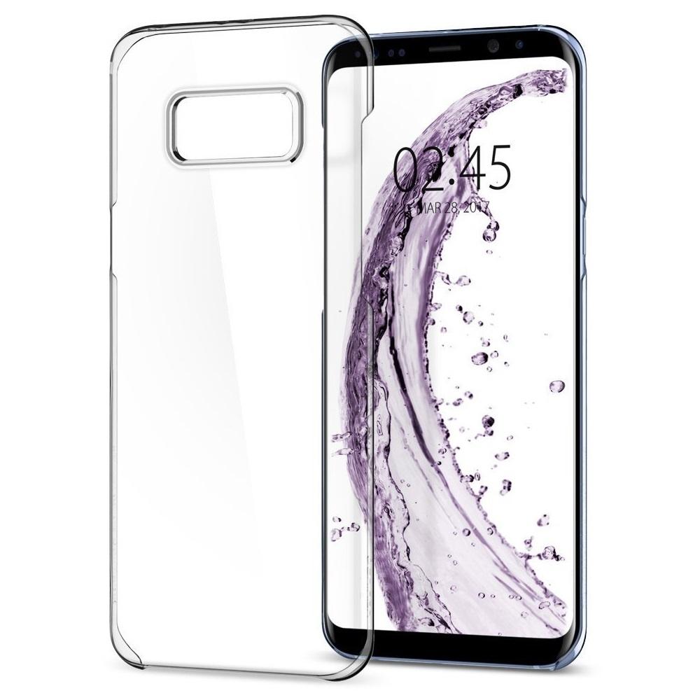 Spigen Galaxy S8 Nano Fit Clear (565CS21593)